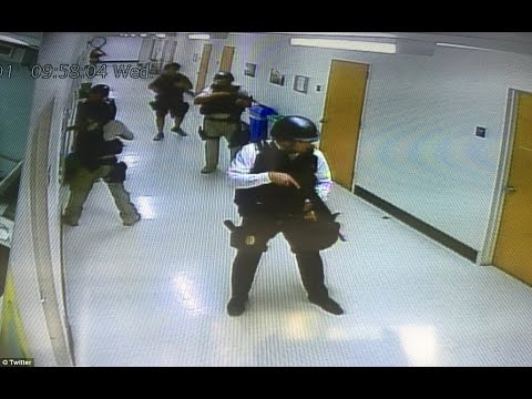 Active Shooter Scenario - the Guardian Angel
