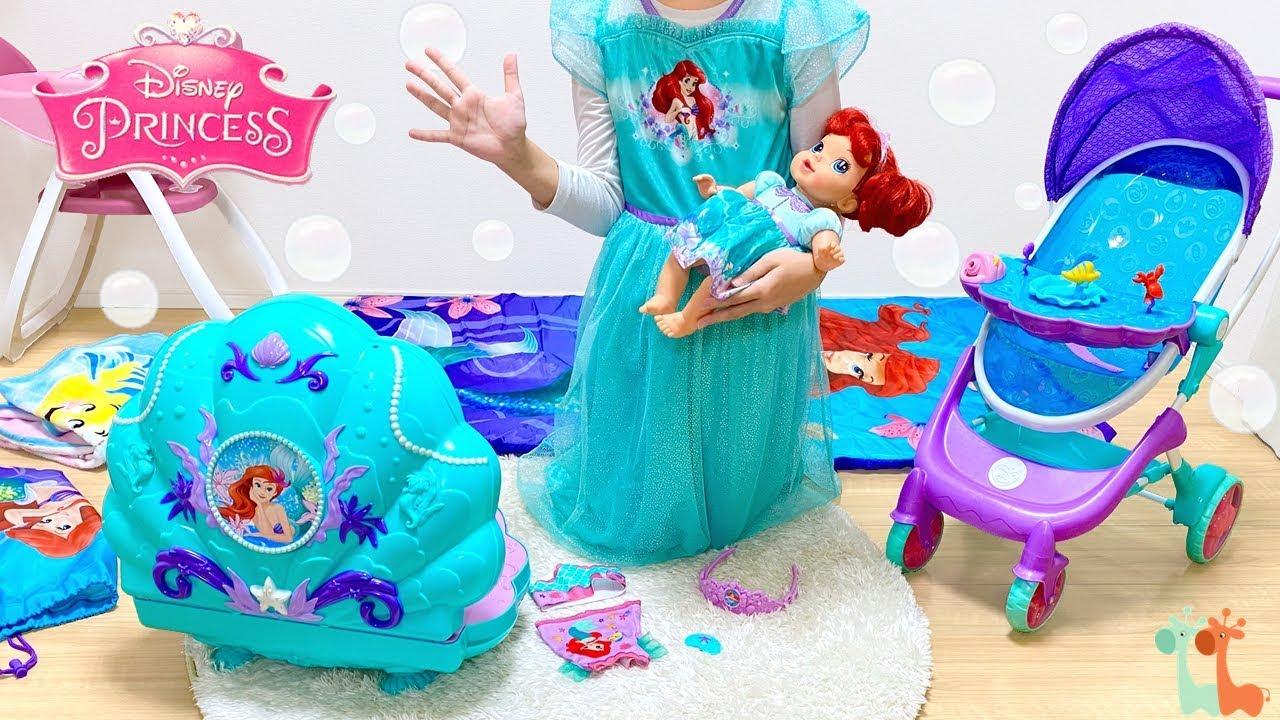 ディズニー プリンセス お 化粧 セット