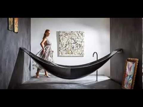Diseño de interiores Cuartos de baño de diseño - YouTube - photo#32