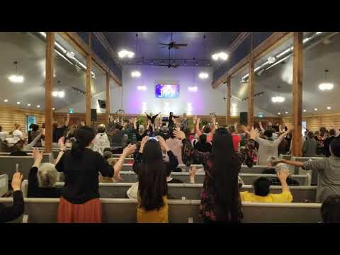 Our God Is Awesome – Shara McKee live at BC Ladies Retreat 2019