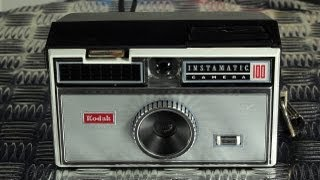 Eastman Kodak Instamatic 100