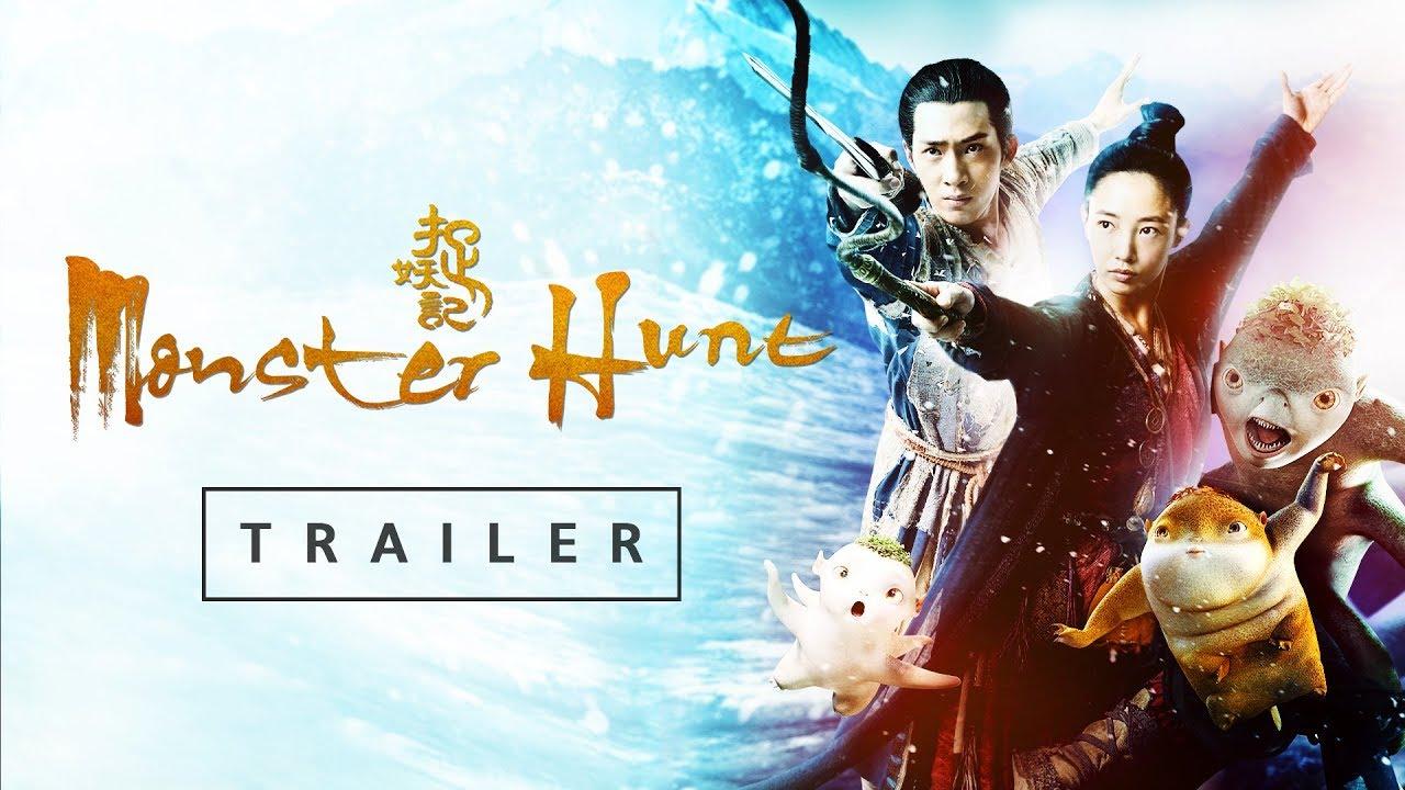 monster hunt 2 full movie download