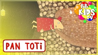 PAN TOTI | PAN TOTI I TAJEMNICZY TUNEL SEZON 1 ODC. 12 | PL