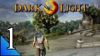 Dark & Light 1:  Thranxes the Magic User Elf!  Let's Play Dark and Light Gameplay Early Access