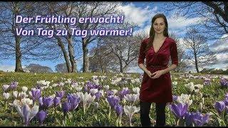 Februarfrühling: Temperaturen im Höhenflug! (Mod.: Julia Krause)