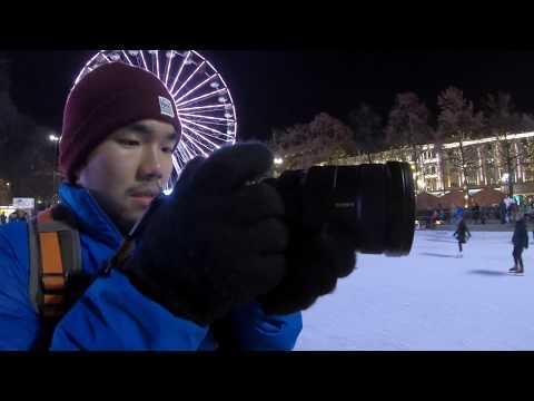 """""""Vinter Land"""" hội chợ mùa đông ở Oslo Nauy"""