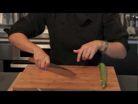 Knife Cut: The Proper Cutting Technique