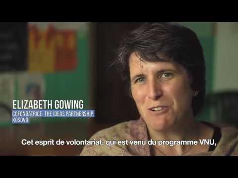 Présentation du programme des Volontaires des Nations Unies