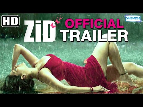Zid (2014) Official Trailer HD | Mannara Chopra - Karanveer Sharma