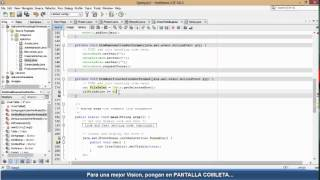 Agregar Modificar Eliminar Datos en una Tabla (JTable) en Netbeans