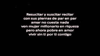 Yomo - Un Dia Mas (Letra) ✓
