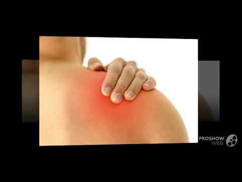 Болит левая сторона шеи и левая рука
