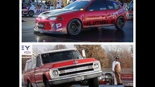 Nyce1s - STREET OUTLAWS The Farm Truck VS Humble Performance La Lenta? Who would win?