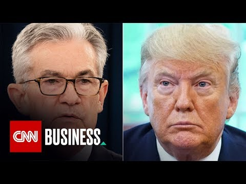 Trump slams Federal Reserve chief: I have the right to fire him