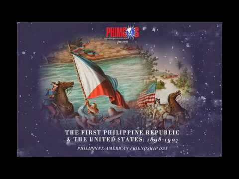 The First Philippine Republic & the United States: 1898 - 1907 Exhibit Trailer