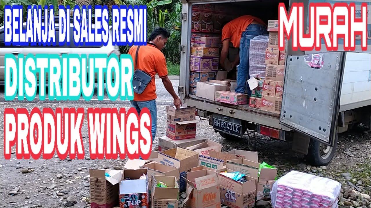 Cara Belanja Toko Sembako Di Sales Distributor Wings Lebih Murah Dan Hemat Youtube