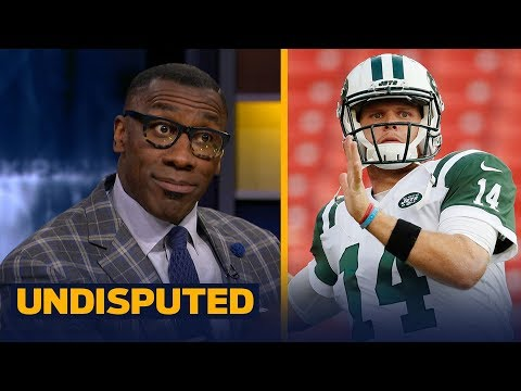 Skip and Shannon on the chance Sam Darnold has the potential to be a top QB | NFL | UNDISPUTED