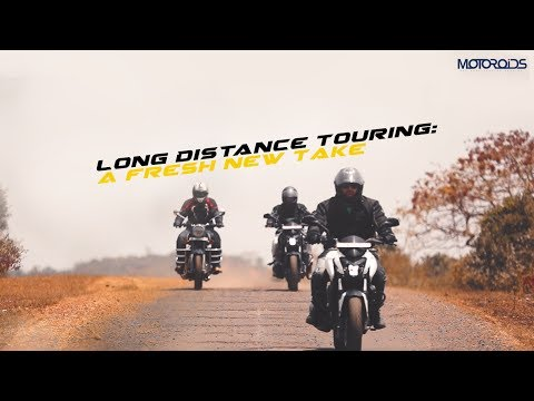 Long Distance Touring: A Fresh New Take