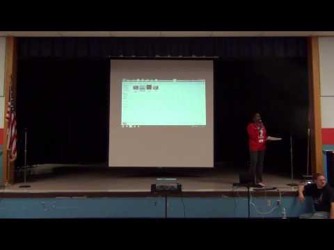 2014 NJASK Pep Rally Intro - Dr. Robin Moore