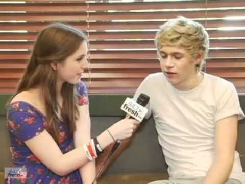 A Fan Interviews Niall Horan