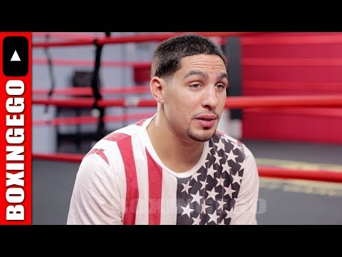 """(WIT DA SMOKE!) DANNY GARCIA RE: TERENCE CRAWFORD: """"I BEAT YOU FOR FREE WHY WOULDN'T I FOR MILLIONS"""""""