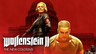 ПЕРЕДЕЛКА ТРЕЙЛЕРОВ # 1 выпуск wolfenstein 2 the new colossus