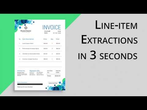 OCR API for Real-Time Receipt & Invoice Data Extraction - VERYFI