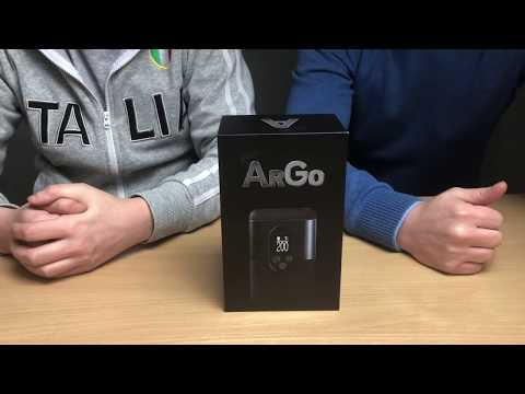 Arizer ARGO Vaporizer – Review | Vapor Blog