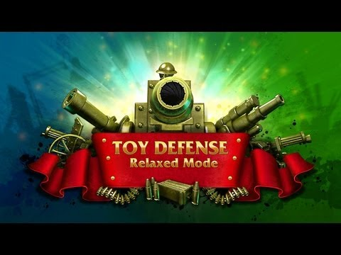 Toy Defense: Relaxed Mode - Universal - HD Gameplay Trailer