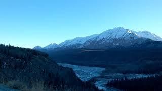 알래스카 대자연 관광 - 빙하 가는 길 [알래스카 신혼…