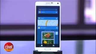 Samsung Galaxy Note 4 funciones de multitarea