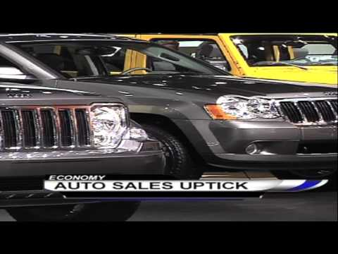 U.S. auto sales in March 2013 best in years