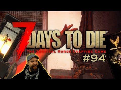 7 DAYS TO DIE 👀 094: Ausbauen, verkabeln & Namelessa neues Spielzeug 👀 gameplay german