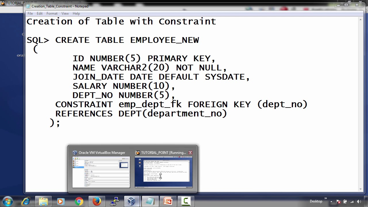 Tutorial point oracle plsql part 1 introduction youtube.
