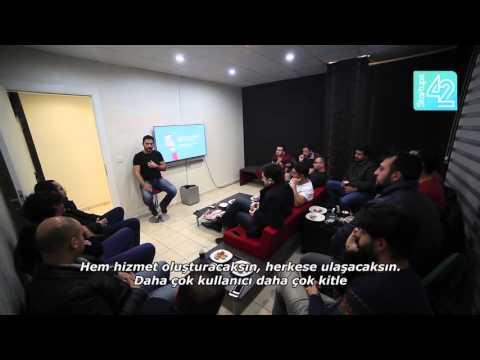 Startup nedir? ::Deniz Kahveci #Startup #Startups42