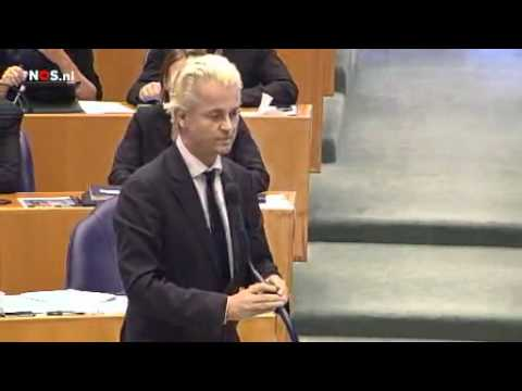 Geert Wilders - Doe eens normaal man!