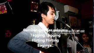 Aliff Aziz - Jangan Ganggu Pacarku with lyrics