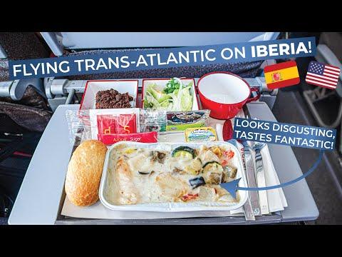TRIPREPORT | Iberia (Economy Class) | Vienna - Madrid - Chicago O'Hare | Airbus A330-300