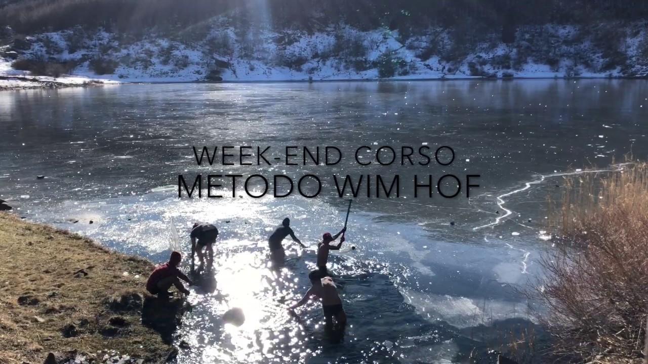 Week-end Corso Metodo Wim Hof con Leonardo Pelagotti, Italia