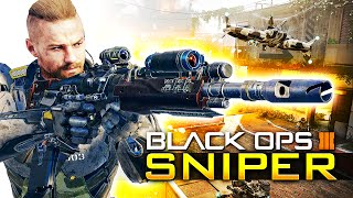 "EliteShot Snipes in BO3! - ""LOCUS"" Sniper Gameplay! (Call of Duty: Black Ops 3)"