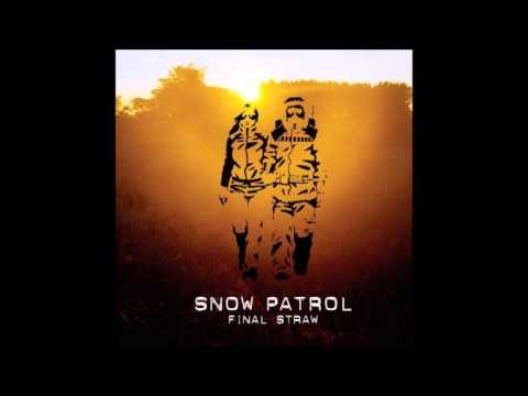 Snow Patrol - Run [Audio]