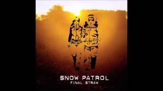 Snow Patrol - Run (Audio)