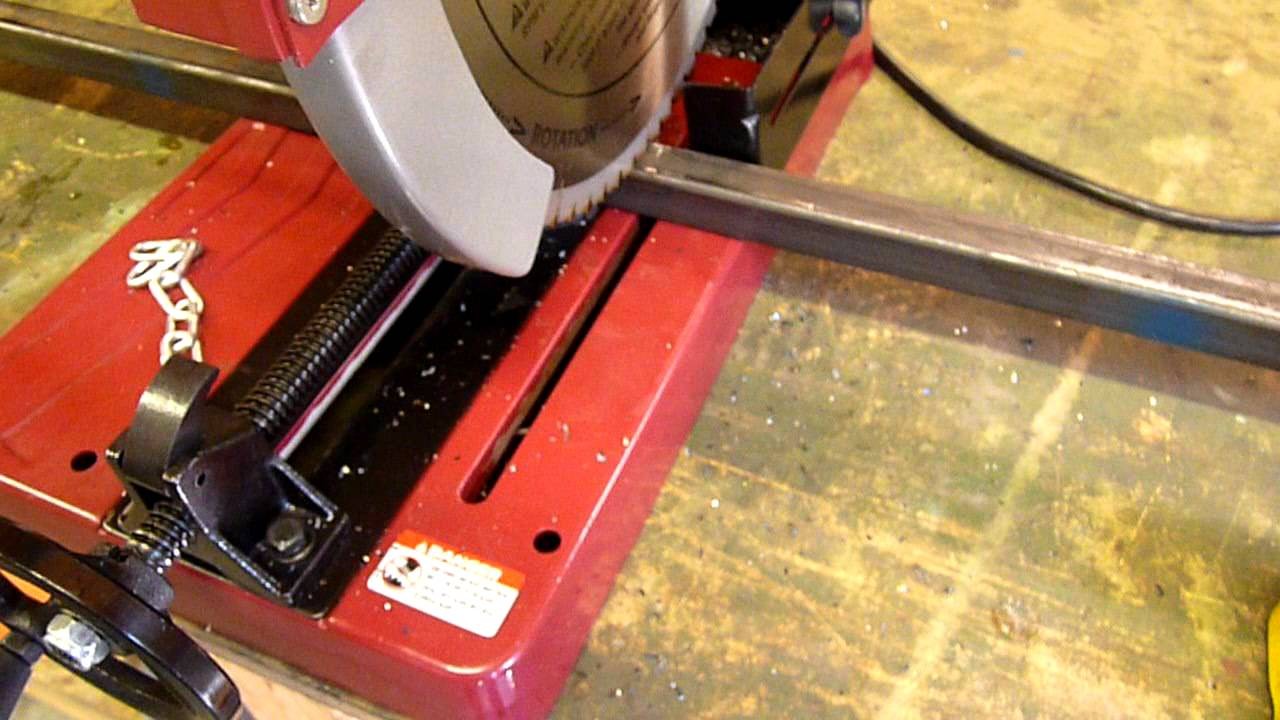metal chop saw. metal chop saw