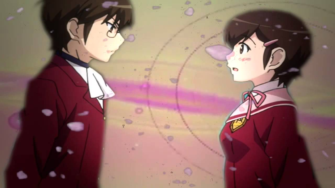 keima and chihiro ending a relationship