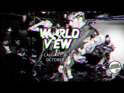 WORLD VIEW - Calgary 10/08/2017