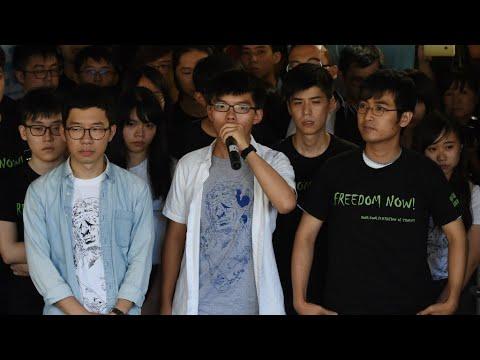 Hong Kong: Court jails democracy activists over 2014 protests