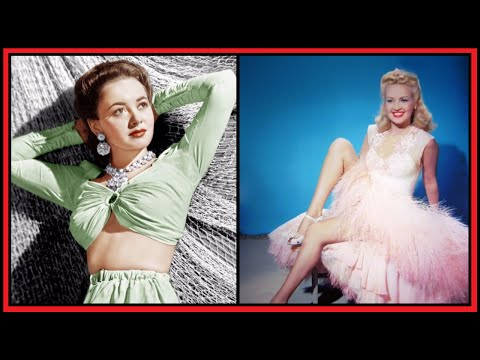 28 ACTRESSES FROM THE GOLDEN AGE OF HOLLYWOOD