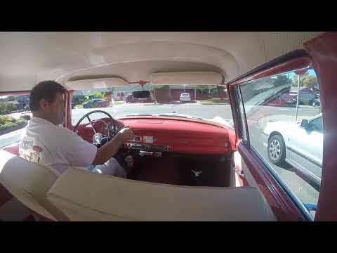 1st Drive With New Coker American Classic Bias Look Radials