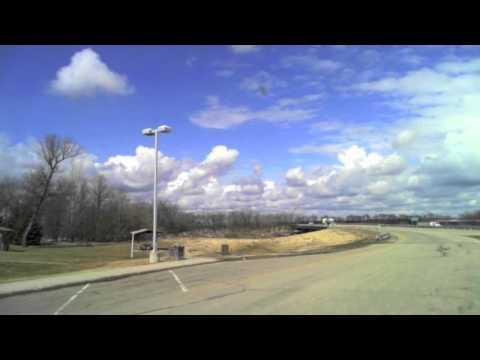 Fargo, ND to Winnipeg, MB in 3.5 min