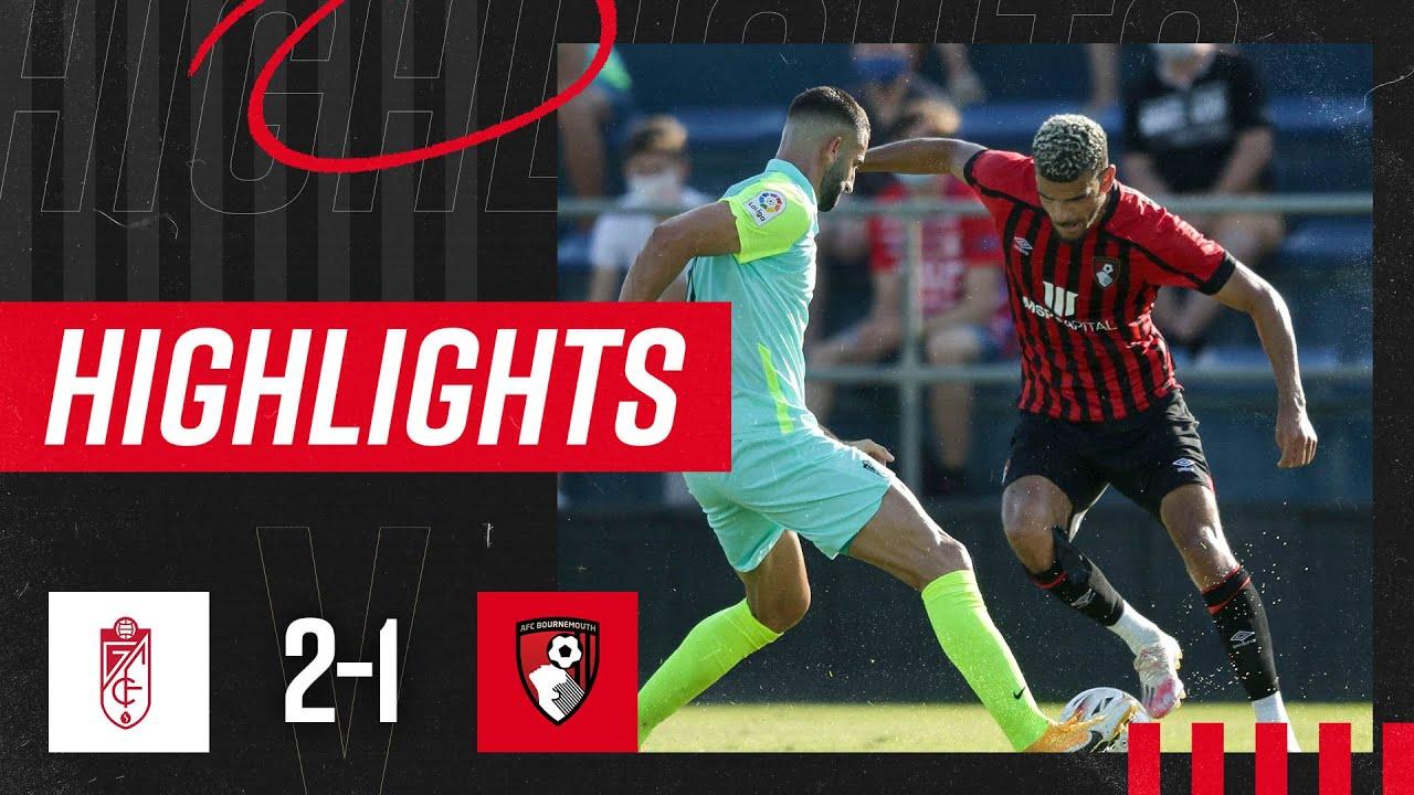 Solanke on the scoresheet ️⚽️ | AFC Bournemouth 1-2 Granada